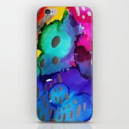 Skate World iPhone Skin