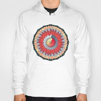buddhism Hoodies featuring Auspicious by DebS Digs Photo Art