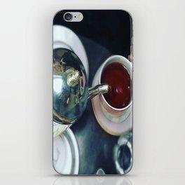 Caffeinate. iPhone Skin