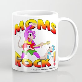 MOMS ROCK MUGS Mug