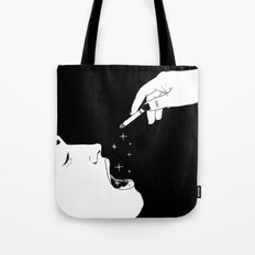 Let's celebrate for every single day we live by. Tote Bag