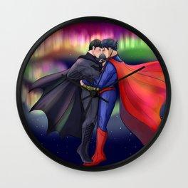 SuperBat - Dance Wall Clock