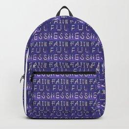 FAITHFULNESS Backpack