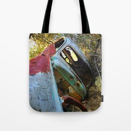 Natural Wreck Tote Bag