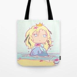 Lil' Sea Princess Tote Bag