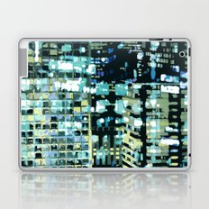 City Never Sleeps 1 Laptop & iPad Skin