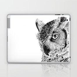Ink Owl Laptop & iPad Skin