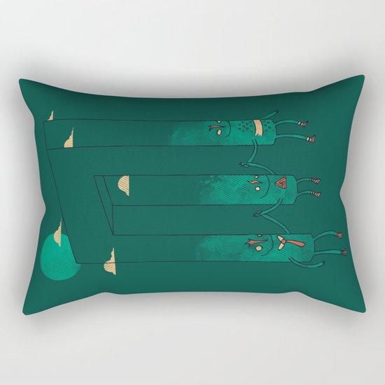 The Belvederes Rectangular Pillow
