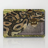 monty python iPad Cases featuring Python - Thor by ArtLovePassion