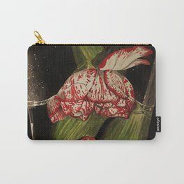 Flowers Drowning series - Carnation Carry-All Pouch