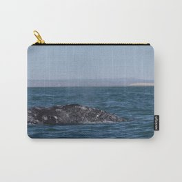 Cecilia, Pacific Gray Whale, Carry-All Pouch
