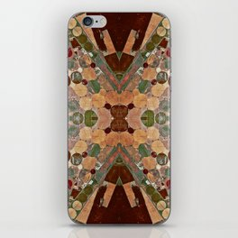 Temples iPhone Skin