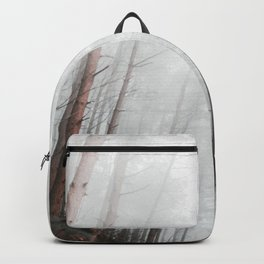 into the woods I go to find my soul Backpack
