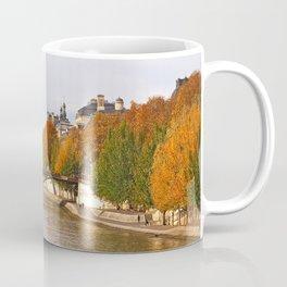 Autumn in Paris Coffee Mug