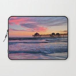 Huntington Beach Sunset  8/3/15  Laptop Sleeve