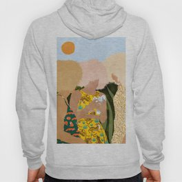 Nature Lovers #illustration #painting Hoody