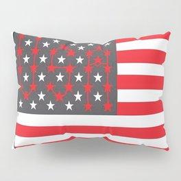 Flag U.S. American United States USA Pillow Sham