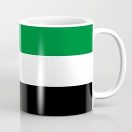 United Arab Emirates country flag Coffee Mug