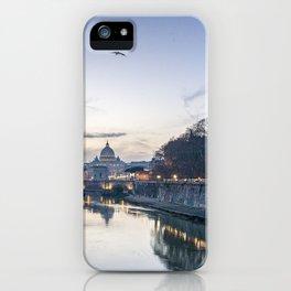 Roma-Vaticano iPhone Case