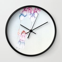 Subliminal Messages Wall Clock