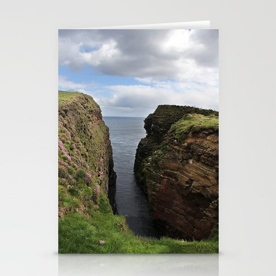 John O Groats Scotland Stationery Cards