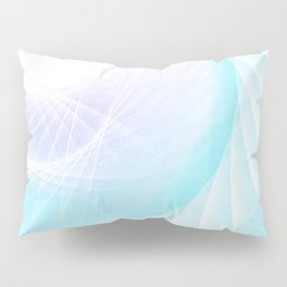 Spiral Wings Pillow Sham