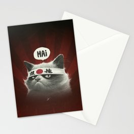 Hai! Stationery Cards
