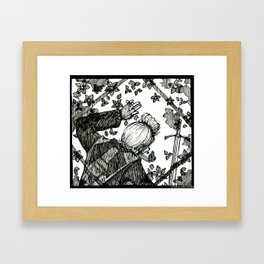 Lost Souls Framed Art Print
