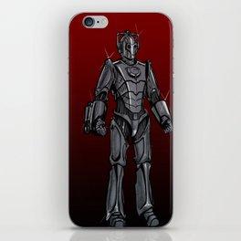 Cyberman... iPhone Skin