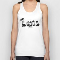 coven Tank Tops featuring AHS Coven by ☿ cactei ☿