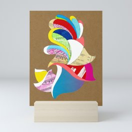 Schnell Mini Art Print