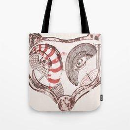 Foxhead Tote Bag