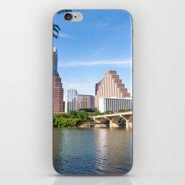 Bright Day in Austin iPhone Skin