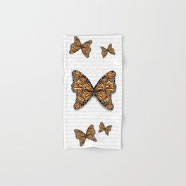 Monarch of Monarchs Hand & Bath Towel