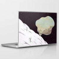 kingdom hearts Laptop & iPad Skins featuring Kingdom by Matthias Leutwyler