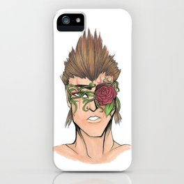Beautiful Tragedy (FFXV Ignis) iPhone Case