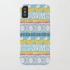 rolling seas iPhone X Slim Case