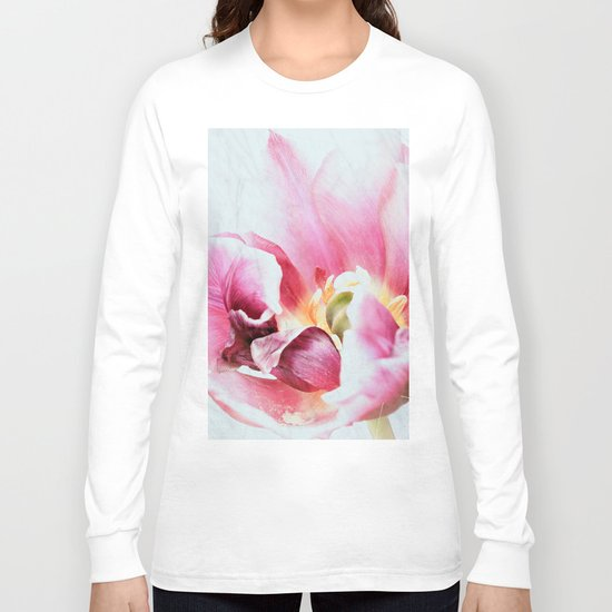 Paradise Tulip Long Sleeve T-shirt