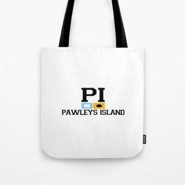 Pawleys Island - South Carolina. Tote Bag