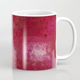 Pink and Red Moon Coffee Mug