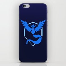 Team Mystic iPhone & iPod Skin