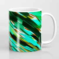 camo Mugs featuring CAMO BRONX by Chrisb Marquez