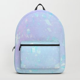 Holographic art Backpack