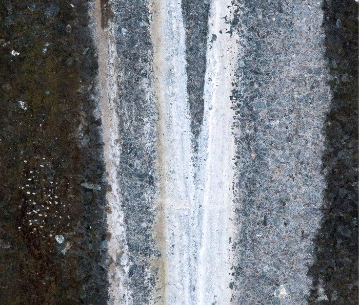 Soapstone texture #1 #decor #art #society6 Metal Travel Mug