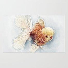 Oranda Goldfish Rug