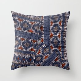 Winter Lovers VI Throw Pillow