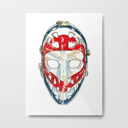 Dryden - Mask 2 Metal Print