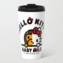 baby kitty Travel Mug
