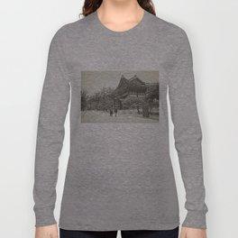 Deoksugung Long Sleeve T-shirt
