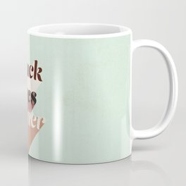 Black Lives Matter - mint #equality Coffee Mug